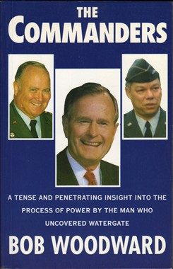 EQUILIBRIUM, THE COMMANDERS a tense and penetrating insight into the process of power by the man who uncovered Watergate